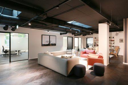 Coworking Hub: Lounge